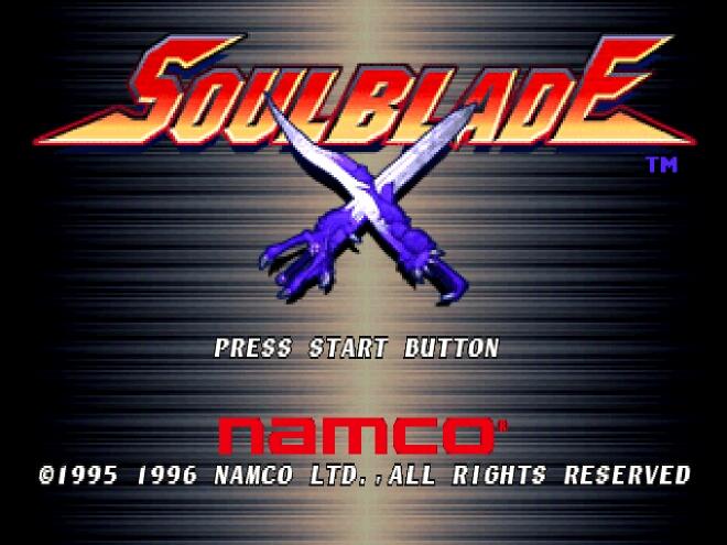Soulblade - GreenImp's ePSXe Pics Page
